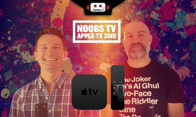 Noobs TV   L'Apple TV 4