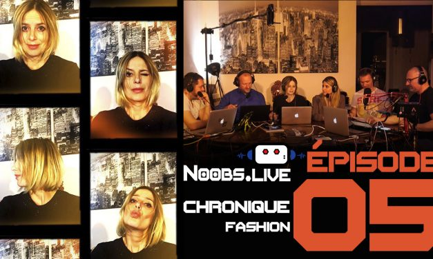 Chronique Fashion sur Rihanna par Nadra – Noobs Live EP 05
