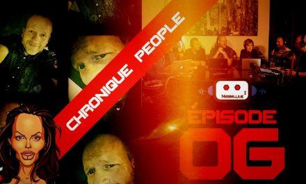 Chronique People par Fred Perret – Noobs Live EP06