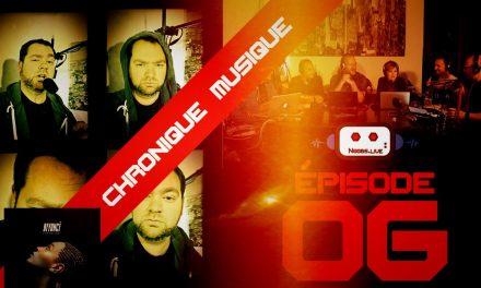 Chronique Musique sur Beyoncé par Greg Druhen – Noobs Live EP 06