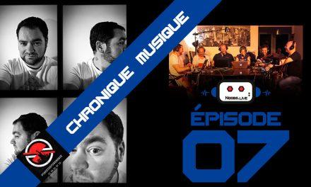 Actu Musique par Greg Druhen – Noobs Live EP 07