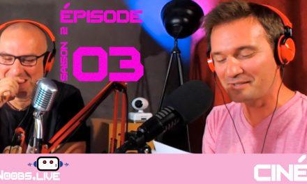 À la recherche de l'ultra sex par Chris Noobs Live S02E03