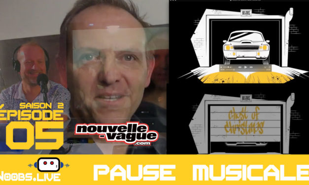 Ghost Christmas : La pause musicale Noobs Live S02E05