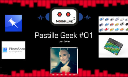 Pastille Geek 01 par john, Pinboard, Photoscan, Dash Button et Blocks
