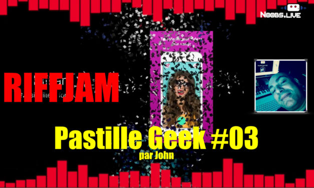 RiffJam – Pastille Geek 03 par john
