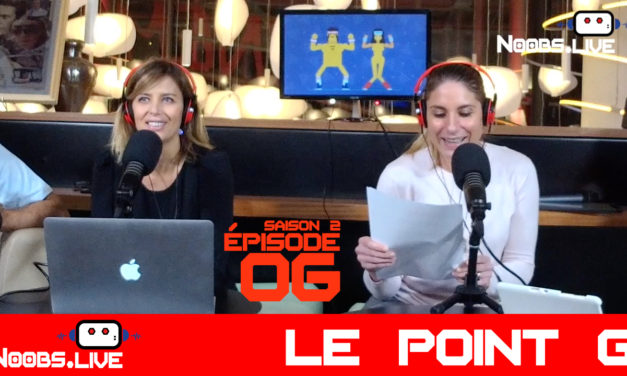 Point G – Noobs Live s02e06