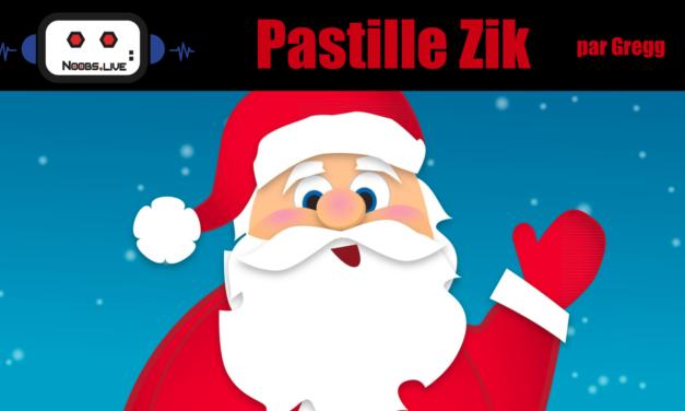 Pastille ZIk de Noël
