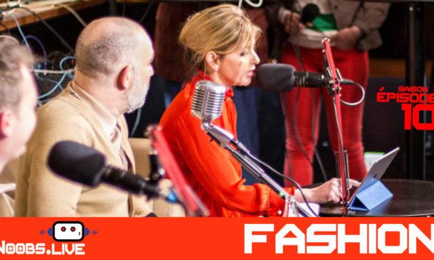 """Fashion spécial """"mauvais goût"""" – Noobs Live s02e10"""