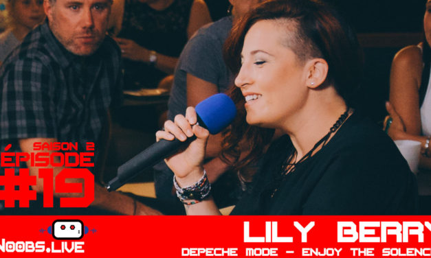 LILY BERRY – The Voice 6 – fait un cover de Depeche Mode « Enjoy the silence »