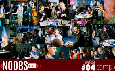 Noobs Live présente : Pop Show S3E04 feat. Miss Dey & The Resi…