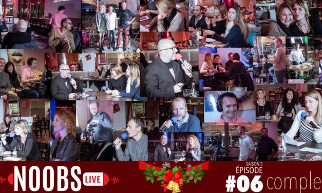 Noobs Live présente : Pop Show S3E06 feat. Melting, Eveil et s…