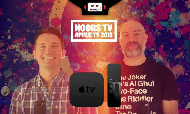 Noobs TV   L'Apple TV 4