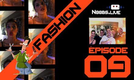 Chronique Fashion sur les tendances Coiffure par Nadra – Noobs Live EP 09
