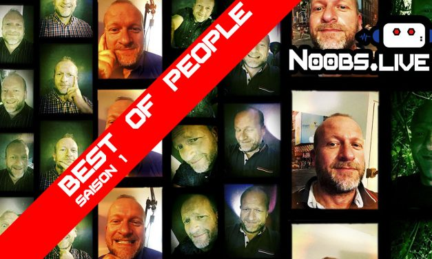 Best Of saison 1 spécial PEOPLE par Fred de Noobs Live