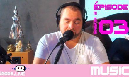 JAIN par Greg Noobs Live S02E03