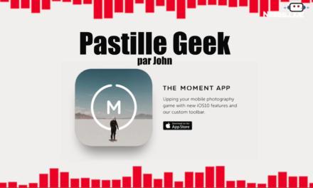 Moment, une App photo et vidéo pour iPhone – Pastille Geek par john