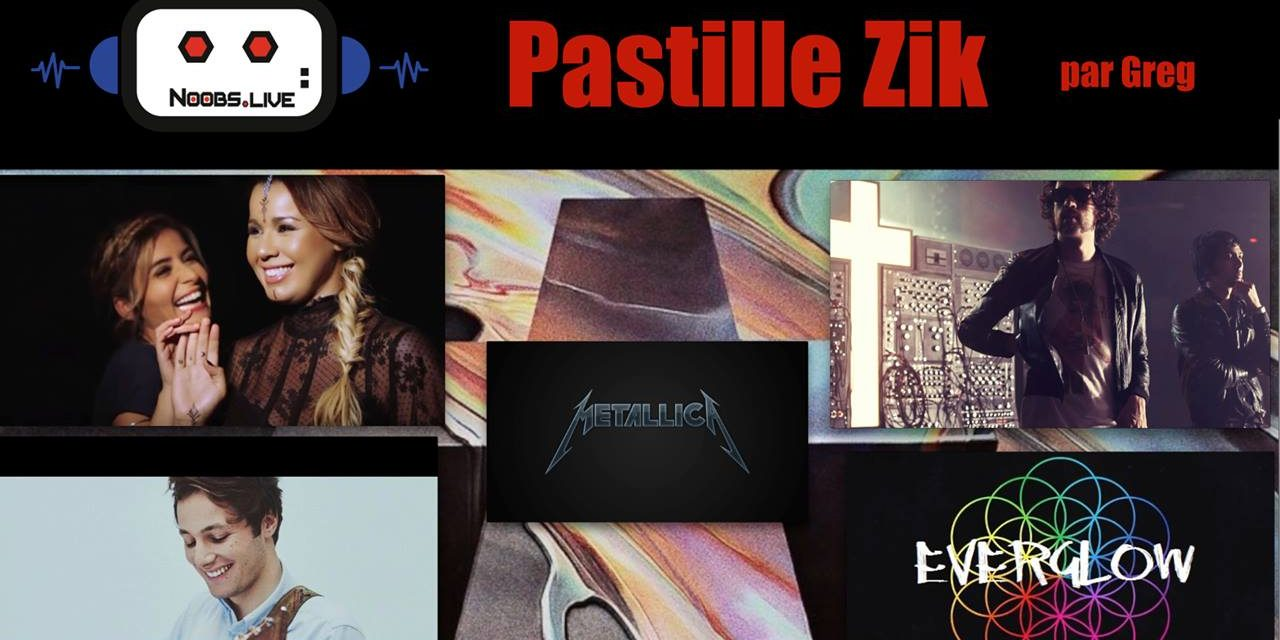 Julie zenatti, Vianney, Justice, Coldplay, Metallica, Pastille…