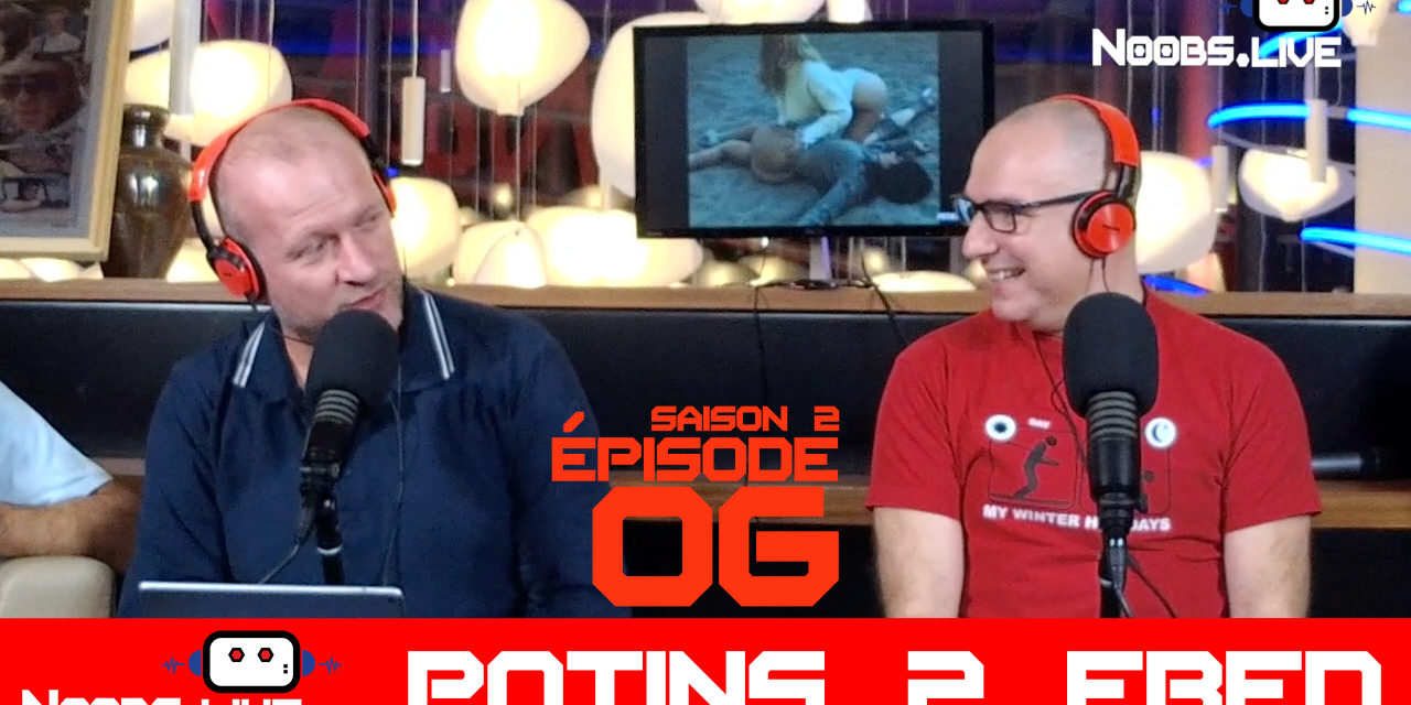Les potins people de Fred – Noobs Live s02e06