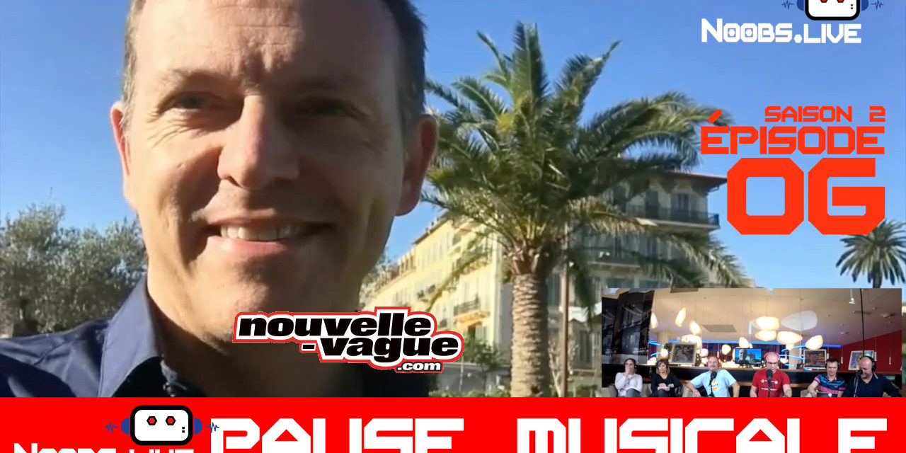 """Isaya """"In your head"""" : la pause musicale – Noobs Live s02e06"""
