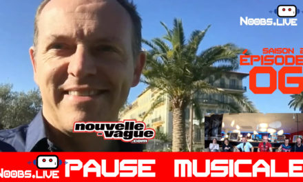 "Isaya ""In your head"" : la pause musicale – Noobs Live s02e06"