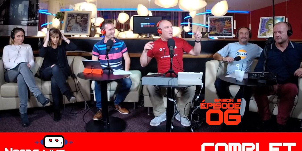 Noobs Live s02e06 Épisode complet