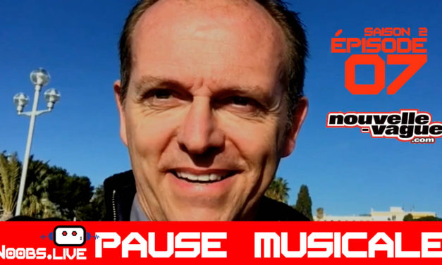 Andromakers – Everest : la pause musicale – Noobs Live s02e07