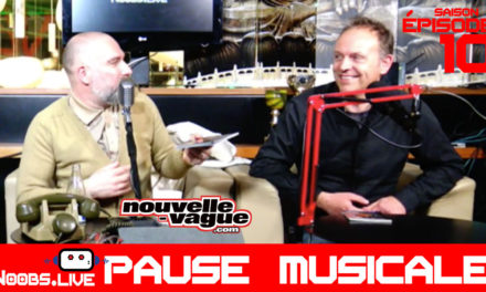"FILAGO ""Sarah's laughter"" : la pause musicale – Noobs Live s02e10"