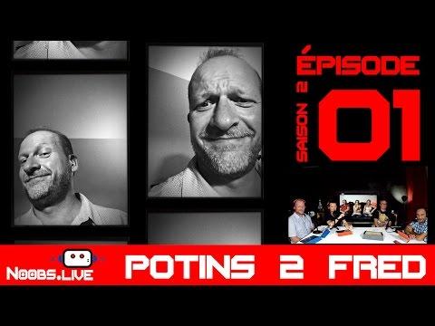 Quoi de neuf dans la saison 2 de Noobs Live Potins 2 Fred NoobsLive S02E01