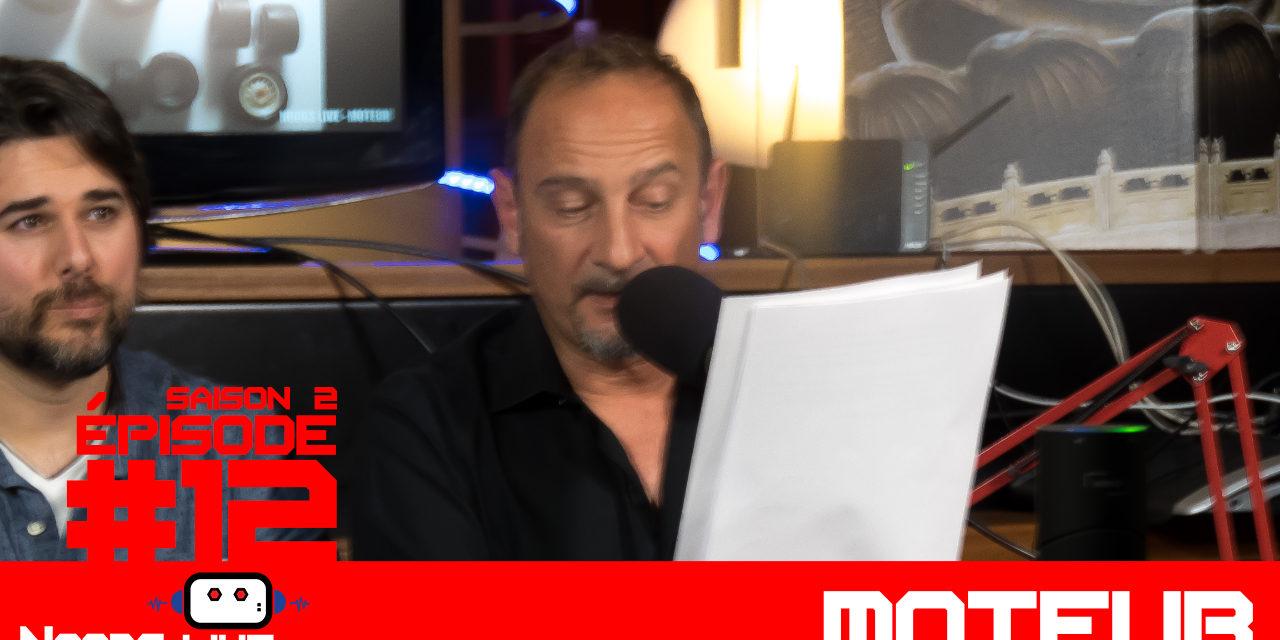 Le slot racing- Noobs Live s02e12