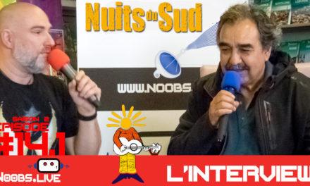 Téo Saavedra des nuits du sud de Vence – Noobs Live s02e14.1