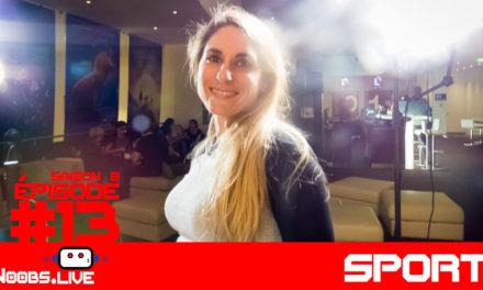 Le sport et la bouffe : ami ou ennemis ? – Noobs Live s02e13