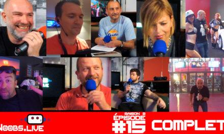 Fast & Furious – Noobs Live s02e15 Épisode complet