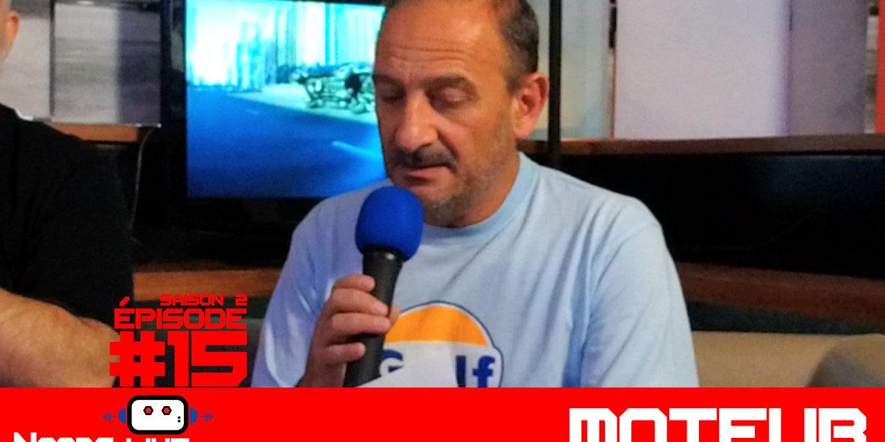 Le Drift- Noobs Live s02e15