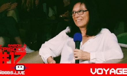 Voyage sur l'île de la Réunion par Corinne – Noobs Live S02E17