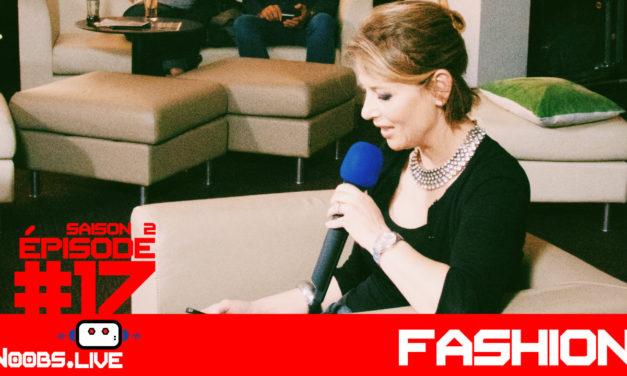 Les youtubeuses fashion par Nadra – Noobs Live s02e17