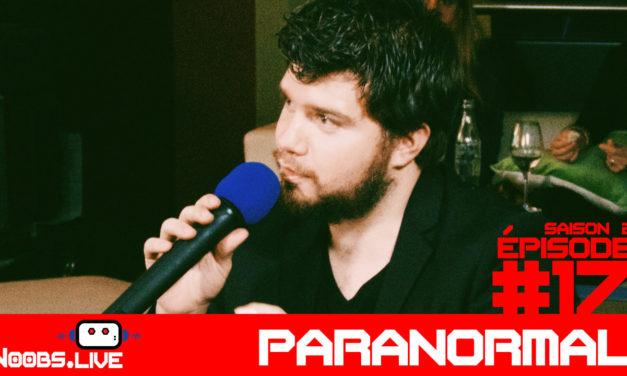 Quiz paranormal – Noobs Live s02e17