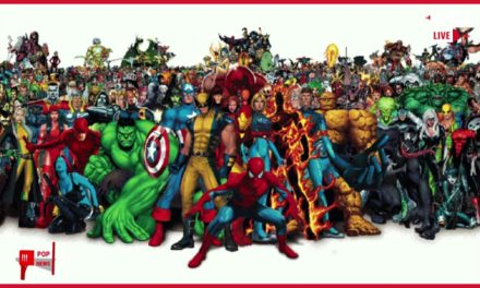 Pop News S03E12 Spéciale Marvel